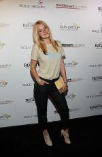 AJ MICHALKA at Matt Leinart Foundation Celebrity Bowl in Hollywood