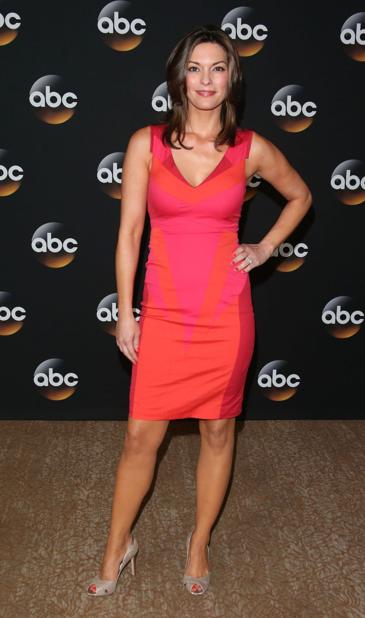 ALANA DE LA GARZA at Disney and ABC Televison 2014 TCA Summer Tour