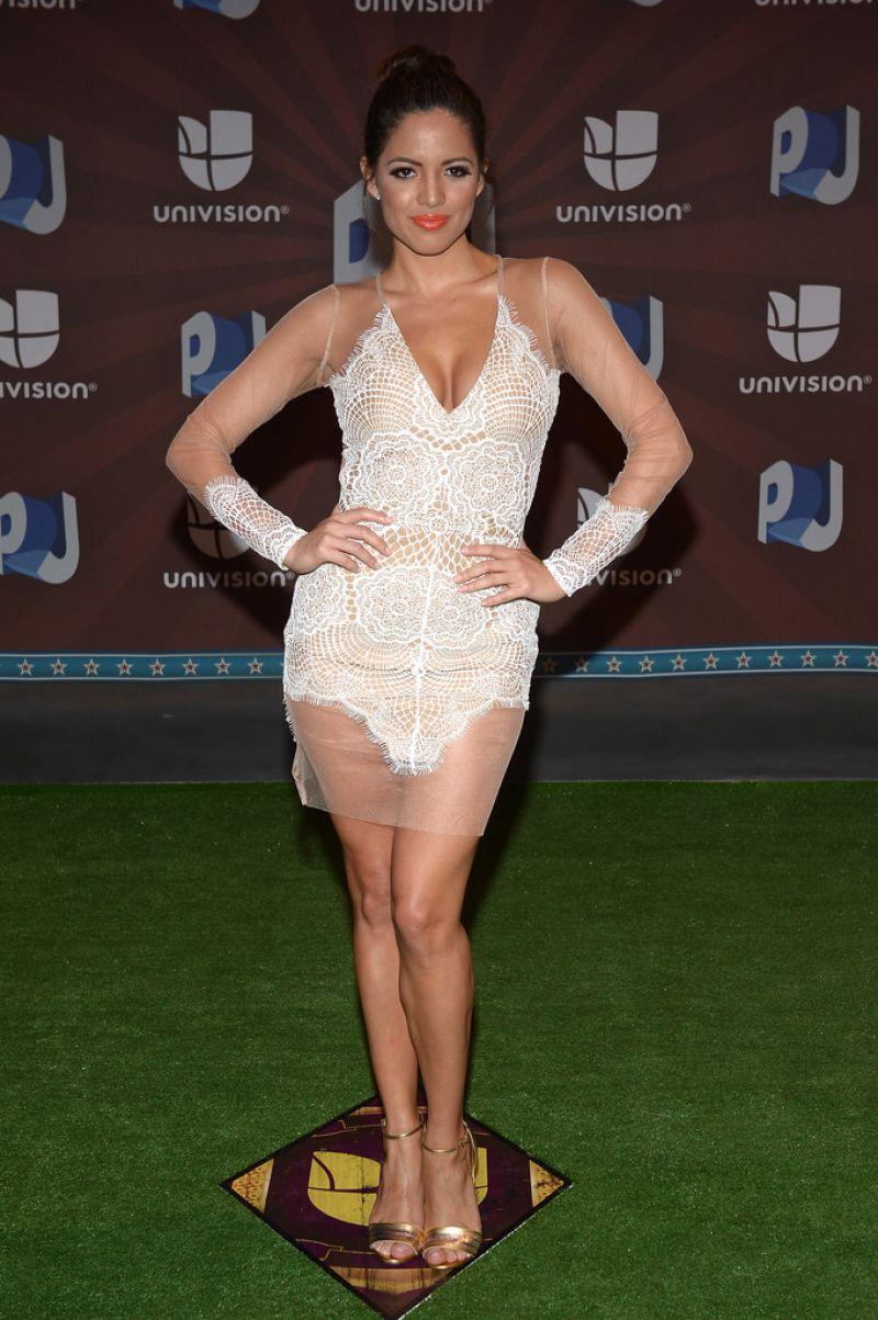 ALBA SENADORA at Premios Juventud 2014 in Coral Gables