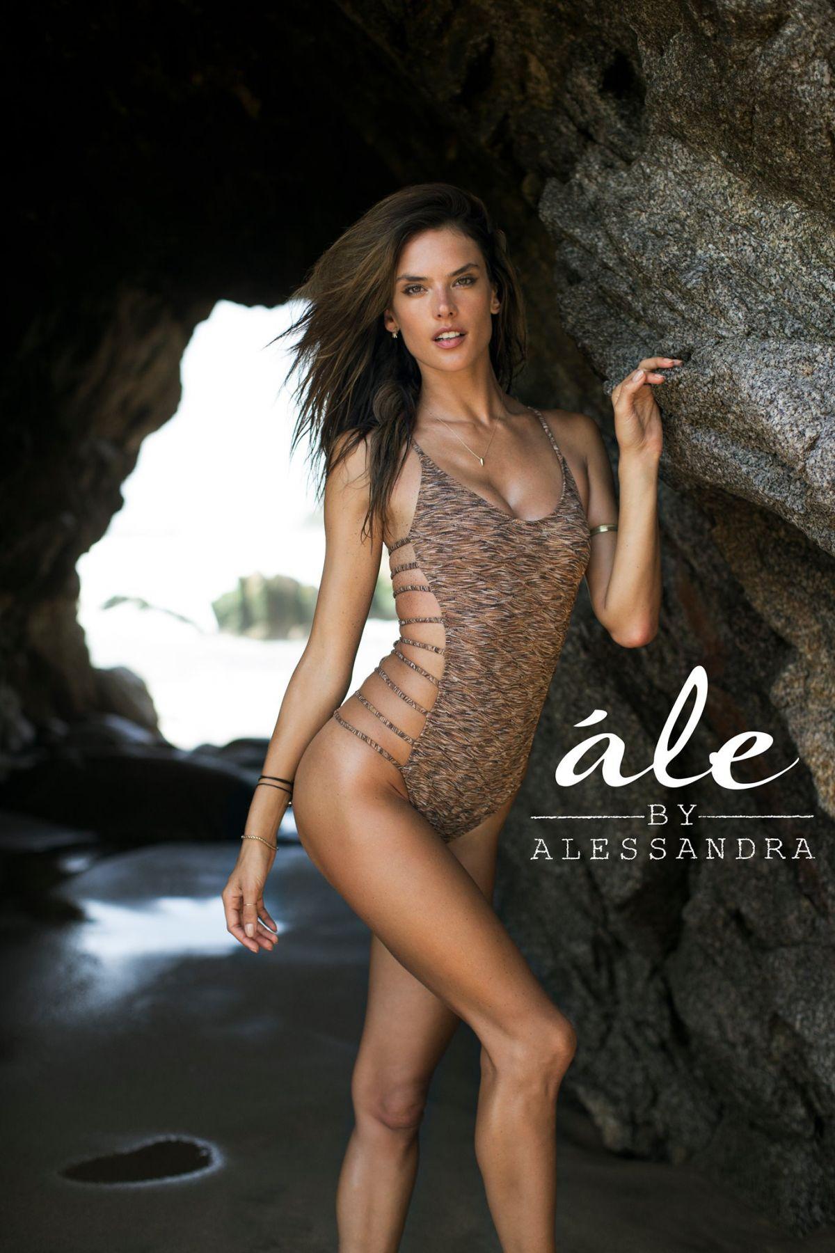 ALESSANDRA AMBROSIO - Ale by Alessandra Swimwear