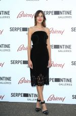 ALEXA CHUNG t Serpentine Gallery Summer Party