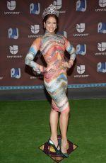 ALEYDA ORTIZ at Premios Juventud 2014 in Coral Gables