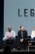 ALI LARTER at Legends Panel at 2014 TCA Summer in Beverly Hills