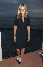 ALICE EVE at Just Jared and Resolve Clothing Dinner in Malibu