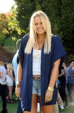 ALLI SIMPSON at 2014 Just Jared Summer Fiesta in West Hollywood