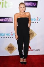 ALLI SIMPSON at Madison Pettis Sweet 16 Birthday Party in Hollywood