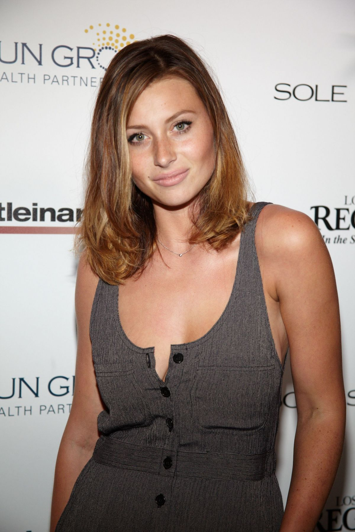 ALY MICHALKA at Matt Leinart Foundation Celebrity Bowl in Hollywood