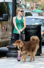 AMANDA SEYFRIED Out and About in Boston