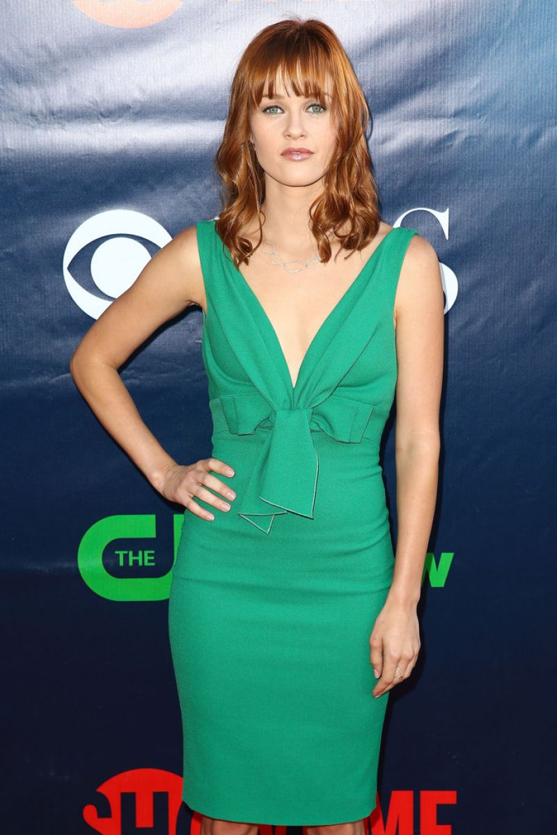 AMBYR CHILDERS at CBS 2014 TCA Summer Tour