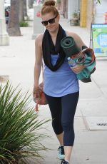 AMY ADAMS Out and About in Los Angeles 3006