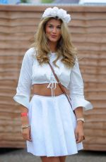 AMY WILLERTON at Wireless Festival in London