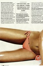 AMY WILLERTON in FHM Magazine, August 2014 Issue
