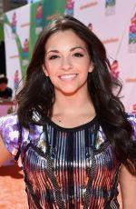ANA VILLAFANE 2014 Kid's Choice Sports Awards in Los Angeles