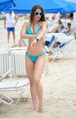 ANAIS ZANOTTI in Bikini at a Beach