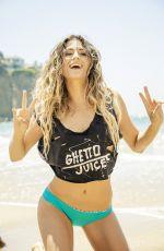 ANASTASIA ASHLEY in Ghetto Juice Magazine, July 2014 Issue