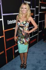 ANNA CAMP at Entertainment Weekly's Comic-con Celebration