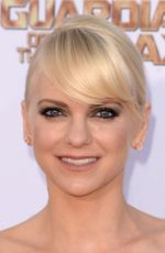 ANNA FARIS at Guardians of the Galaxy Premiere in Hollywood
