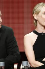 ANNE HECHE at NBCUniversal 2014 TCA Summer Tour Panel