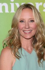 ANNE HECHE at NBCuniversal 2014 TCA Summer Tour
