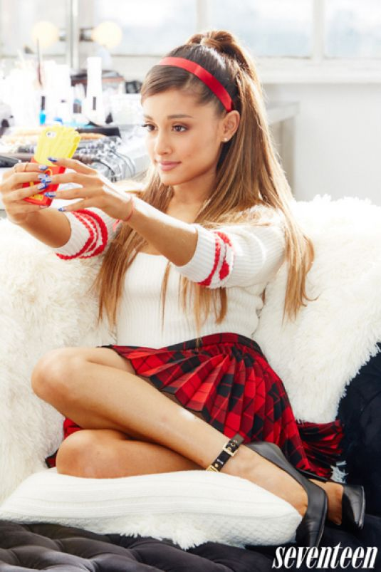Pics Photos - Ariana Grande Selfie Hd