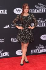 ARIEL WINTER at Planes: Fire and Rescue Premiere in Hollywood