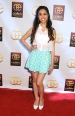 ASHLEY ARGOTA at Celebrity Experience Interactive Event