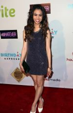 ASHLEY ARGOTA at Madison Pettis Sweet 16 Birthday Party in Hollywood