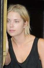 ASHLEY BENSON Out and About in New York 1407