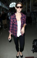 ASHLEY GREENE Arrives at LAX Airport in Los Angeles 1507