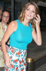 ASHLEY GREENE Arrives at NBC Studios in New York