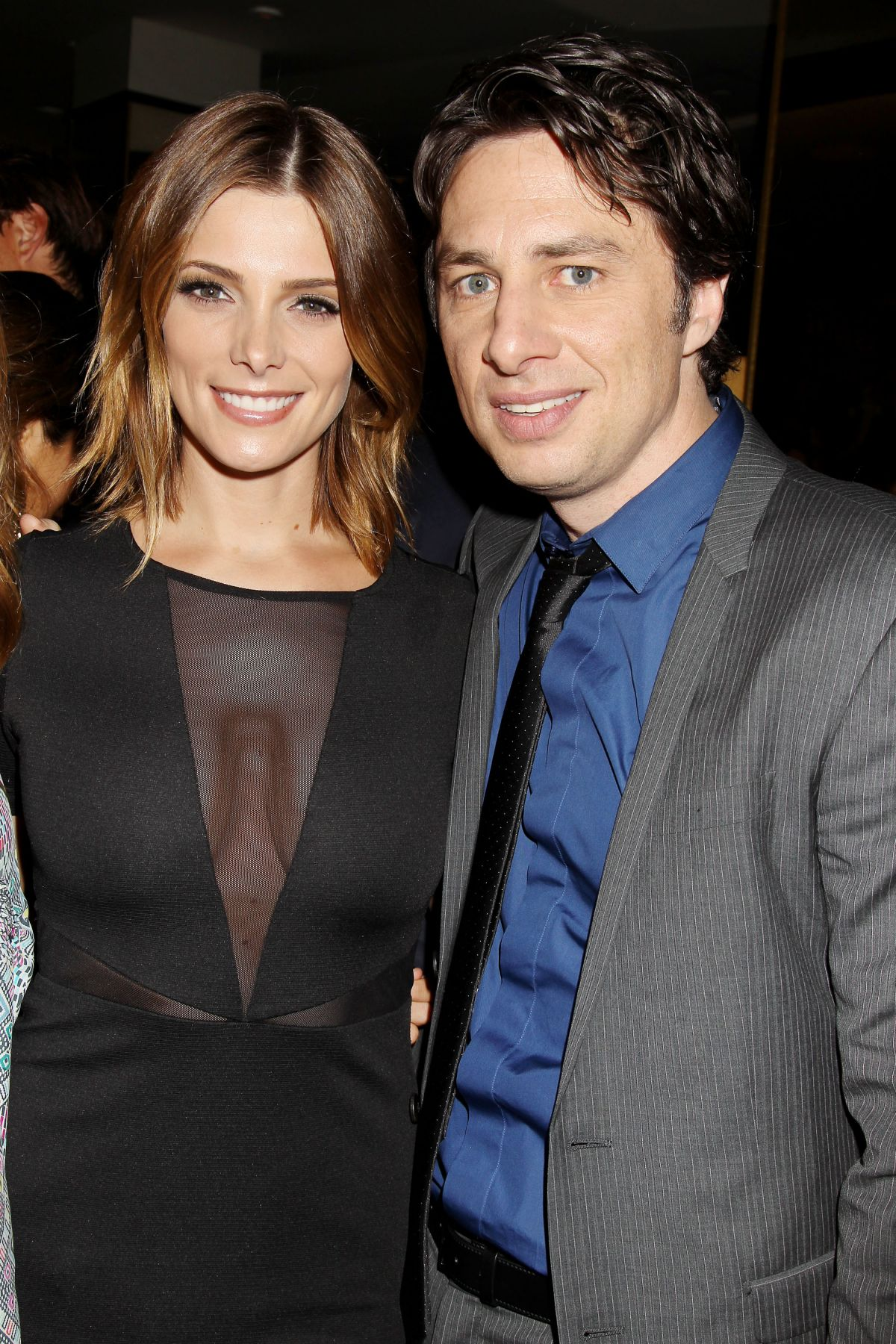 ASHLEY GREENE at Wish I Was Here Premiere After-party in New York