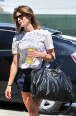 ASHLEY GREENE Out and About in West Hollywood 2307