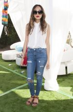 ASHLEY MADEKWE at 2014 Just Jared Summer Fiesta in West Hollywood