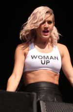 ASHLEY ROBERTS Performs at Guilfest Festival in Gulidford