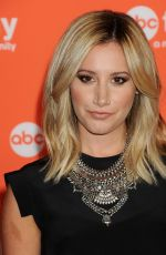 ASHLEY TISDALE at Disney and ABC Televison 2014 TCA Summer Tour