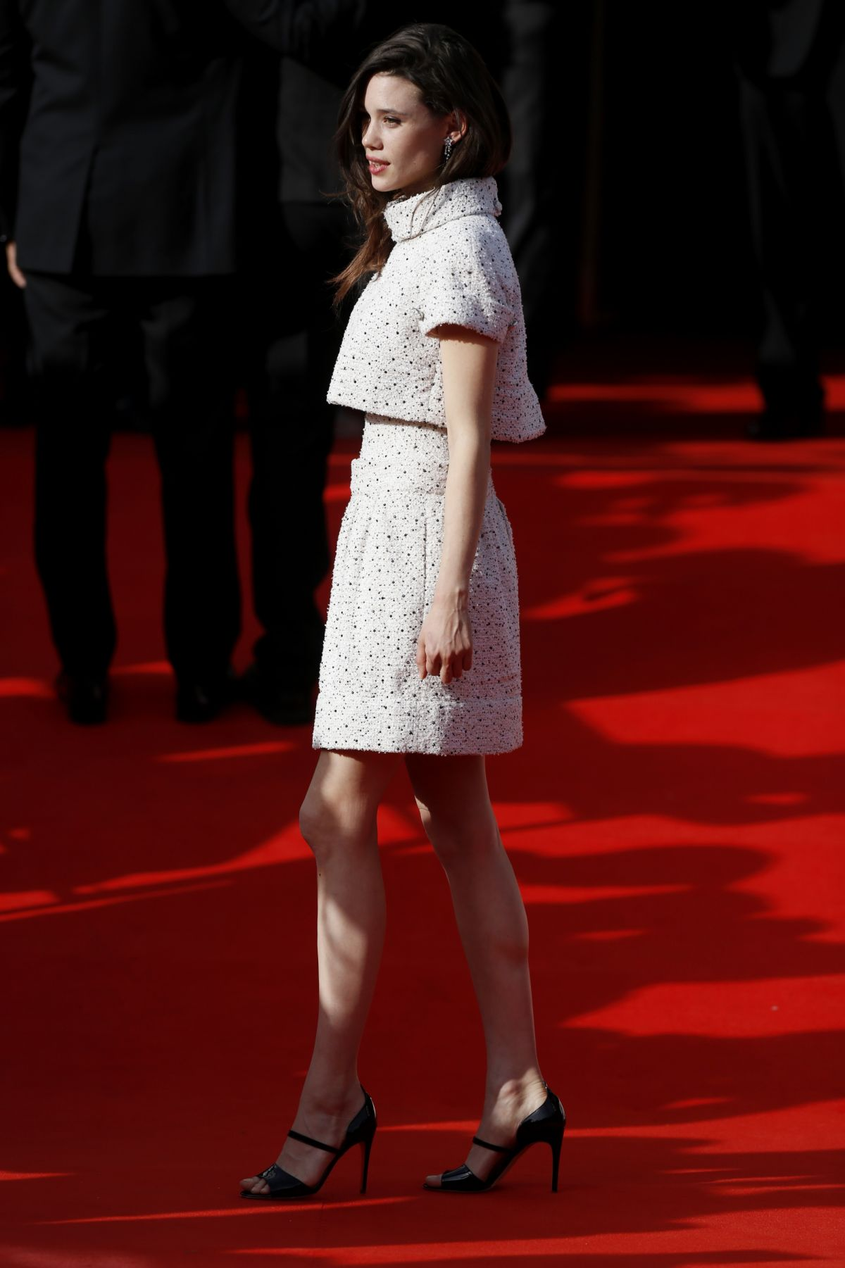 ASTRID BERGES-FRISBEY at Karlovy Vary International Film Festival