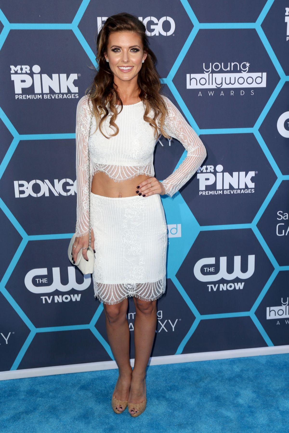 AUDRINA PATRIDGE at Young Hollywood Awards 2014 in Los Angeles