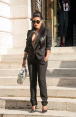 AYEM NOUR at Fashion Week in Paris