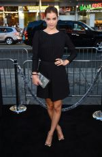 BARBARA PALVIN at Hercules Premiere in Los Angeles