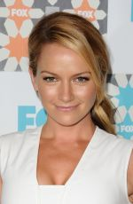BECKI NEWTON at Fox Summer TCA All-star Party in West Hollywood