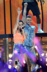 BECKY G at Premios Juventud 2014 in Coral Gables