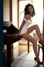 BIANCA BALTI in GQ Magazine, Russia August 2014 Issue