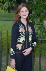 BONNIE WRIGHT at Serpentine Gallery Summer Party in London