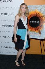 BRIT MARLING at I Origins Premiere in New York