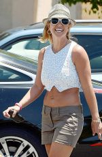 BRITNEY SPEARS Out and About in Los Angeles 1307