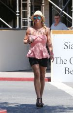 BRITNEY SPEARS Out and About in Los Angeles