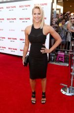 BRITTANY DANIEL at S.. Tape Premiere in Beverly Hills