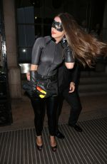 BROOKE VINCENT at Simon Gregson Super Hero Charity Ball in Manchester