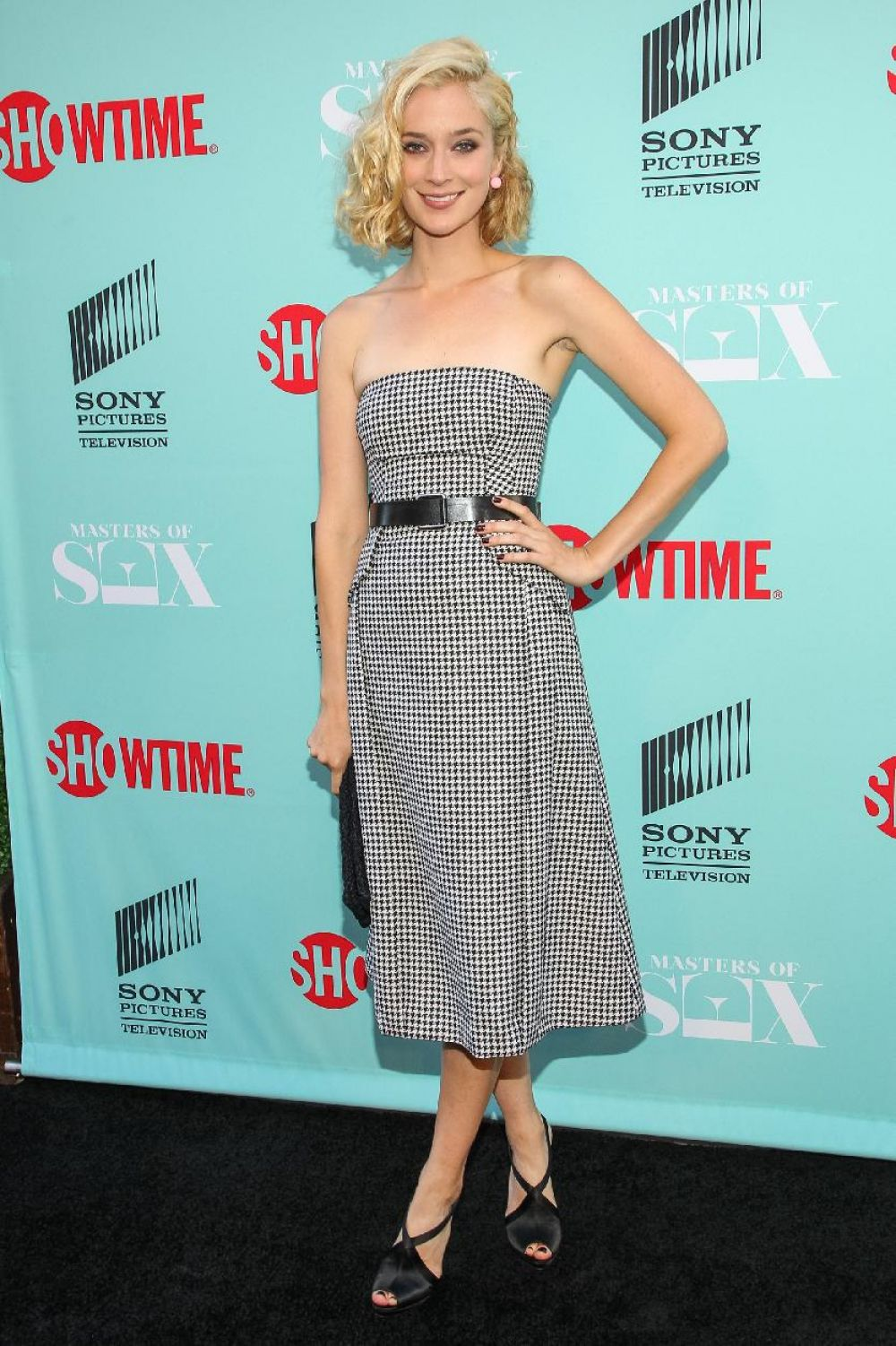 CAITLIN FITZGERALD at Masters of S.x Season 2 2014 TCA Summer Tour