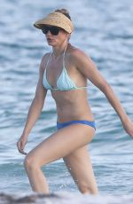 CAMERON DIAZ in Bikini at a Beach in Florida